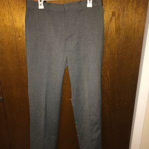Men's express grey dress pants